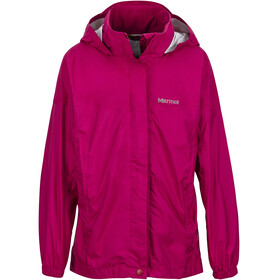 Marmot Girls PreCip Jacket Sangria